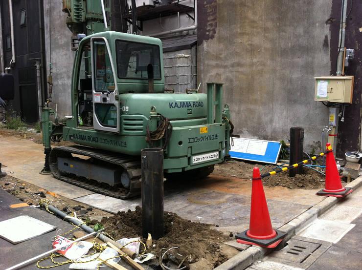 杭工事: 前見建築計画一級建築士事務所(Fuminori MAEMI architect office)が手掛けたです。