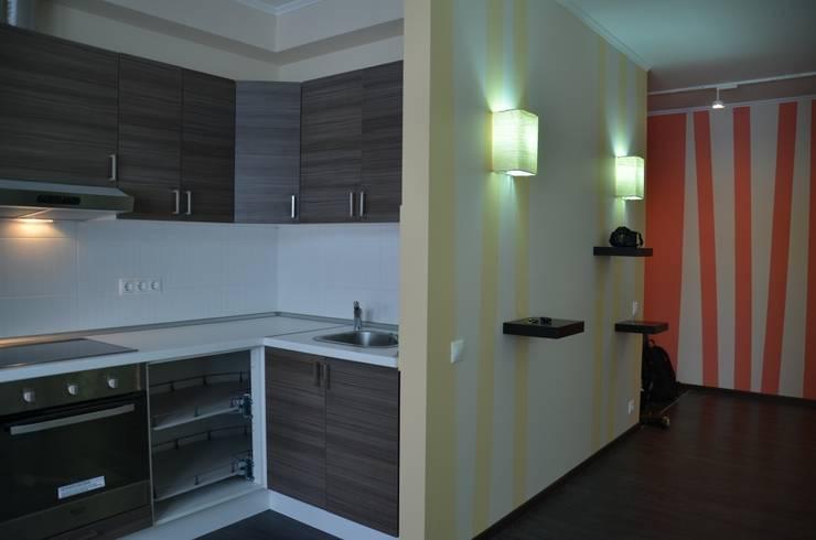 Apartments in Kommunarka: Кухни в . Автор – baboshin.com