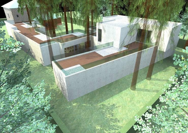 Private house, Zarech'e, Moscow region:  в . Автор – baboshin.com
