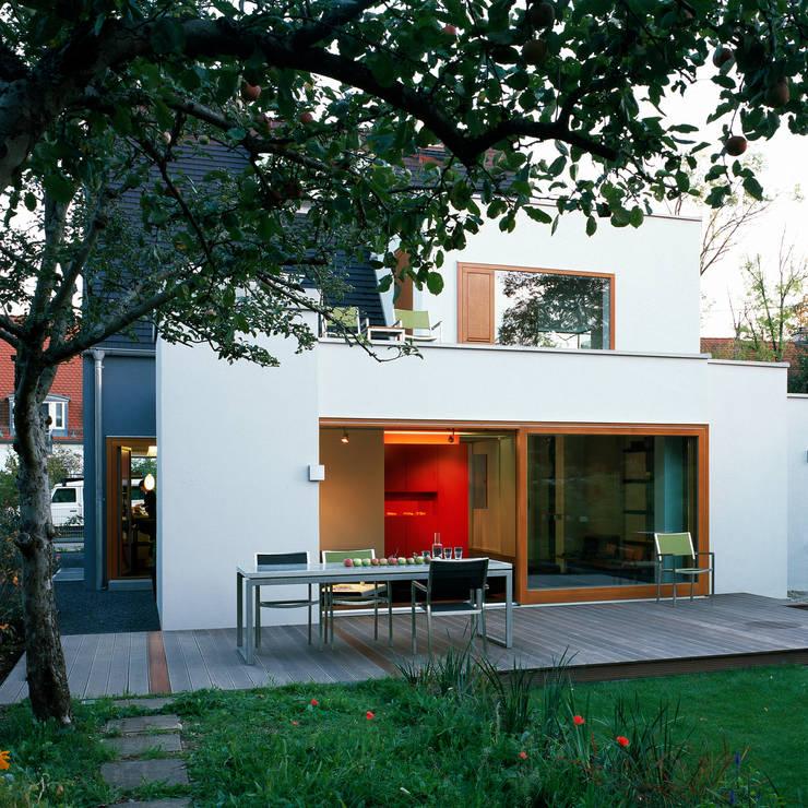Löffler Weber | Architekten의  정원