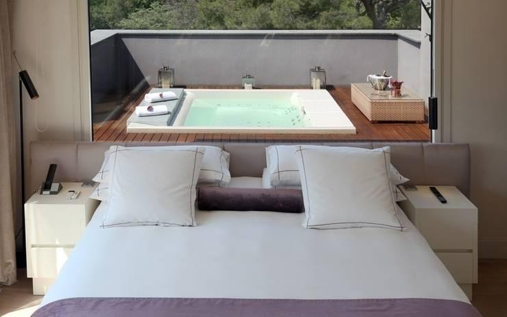 Hotel ABaC Barcelona: Hoteles de estilo  de Tono Bagno