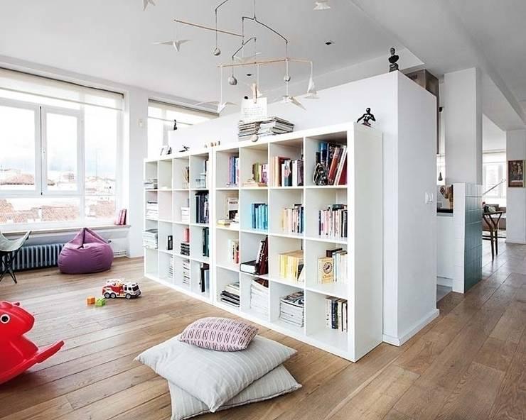 غرفة المعيشة تنفيذ nimú equipo de diseño