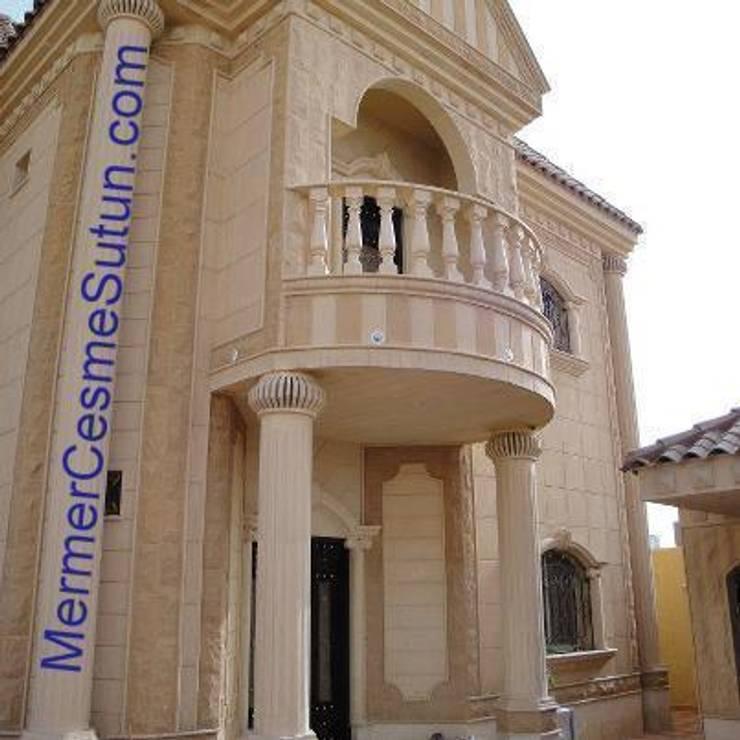 abahanoğlu mermer – mermer sütun mermer kolon:  tarz