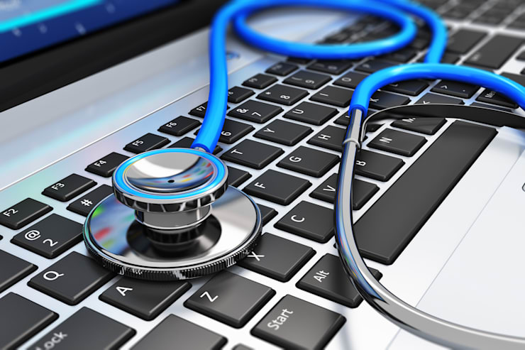 LQN Soluciones Mantenimiento Informático: Estudios y despachos de estilo  de LQN Soluciones Mantenimiento Informático