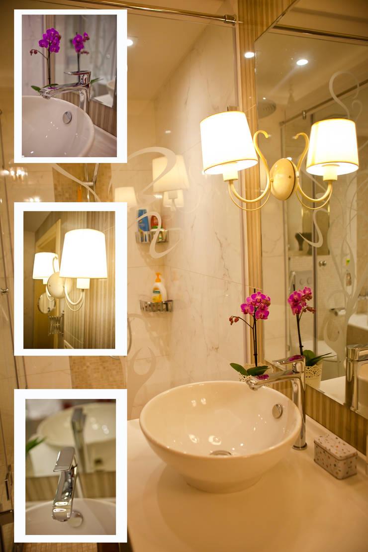 Banheiros campestres por RICCA DESIGN Campestre
