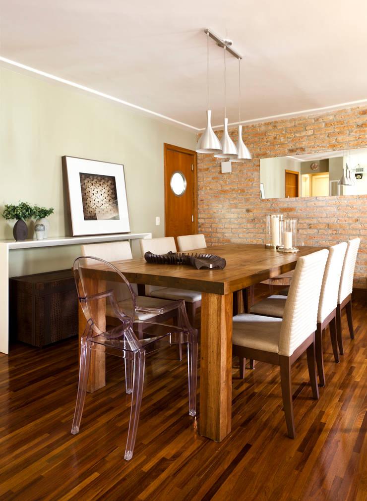 Sala de Jantar 03:   por Lembi Arquitetura