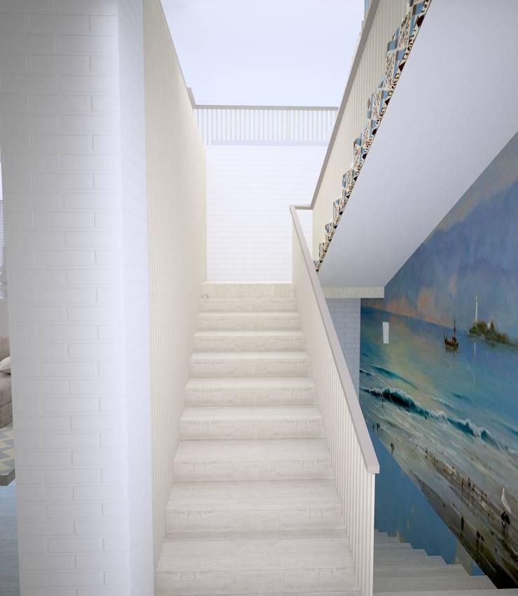 Corridor & hallway by DS Fresco