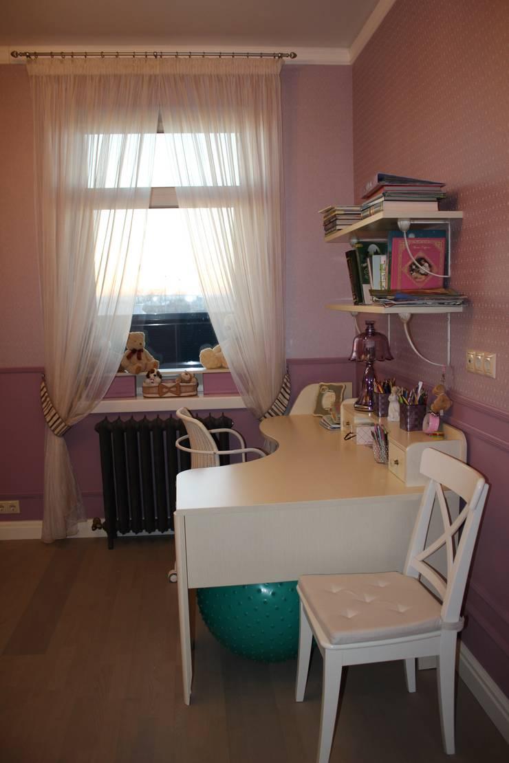 УЮТ ПРОВАНСА: Детские комнаты в . Автор – TOPOS, Классический