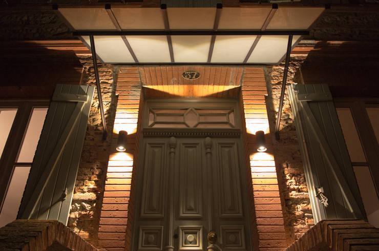 ATELIER R ARCHITECTES의  주택