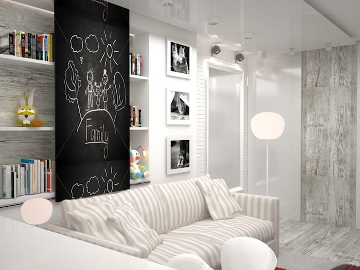 Nursery/kid's room by DS Fresco
