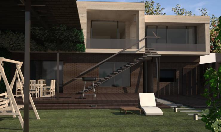 Пентхаус: Дома в . Автор – DS Fresco
