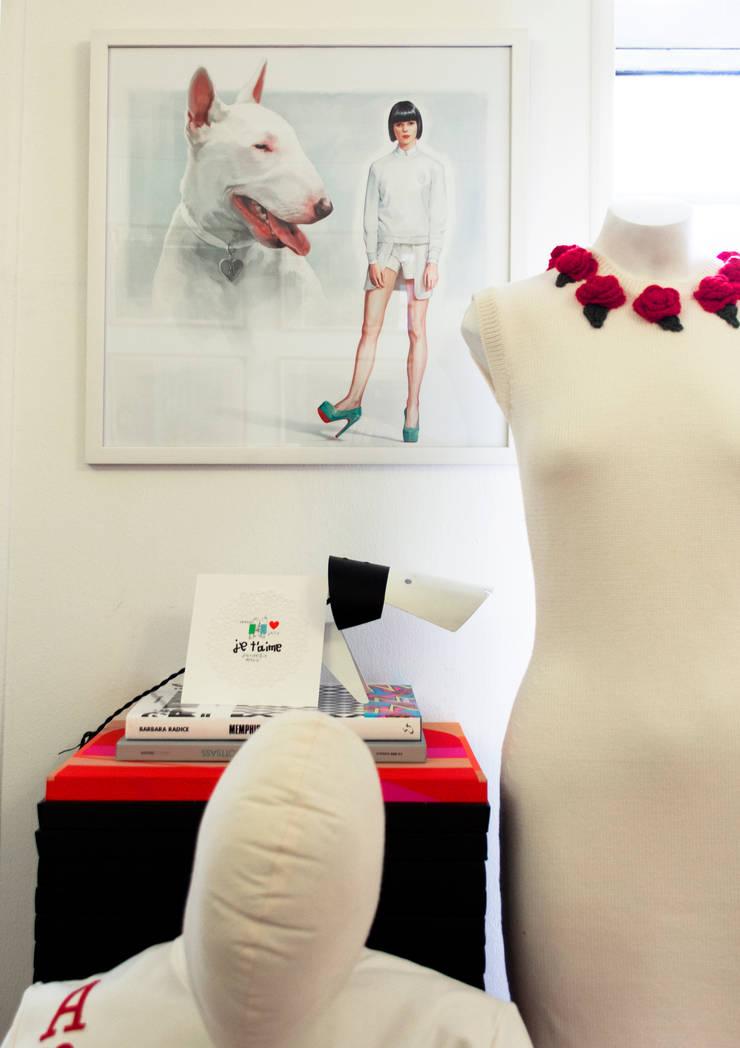 El Taller de David Delfín: Estudios y despachos de estilo  de Álvaro Leco Fotógrafo