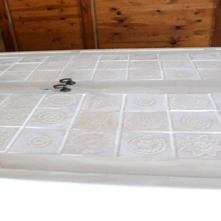 meble artkafle: styl , w kategorii Korytarz, hol i schody zaprojektowany przez artkafle