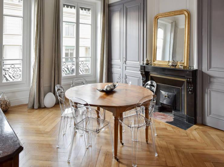 Mobili Antichi Per Sala Da Pranzo : Come usare i mobili antichi in una casa moderna