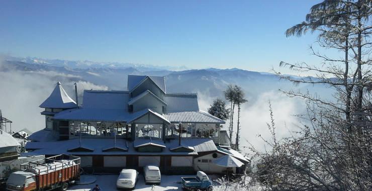 Best Hotel Shimla:   by Snow King Retreat
