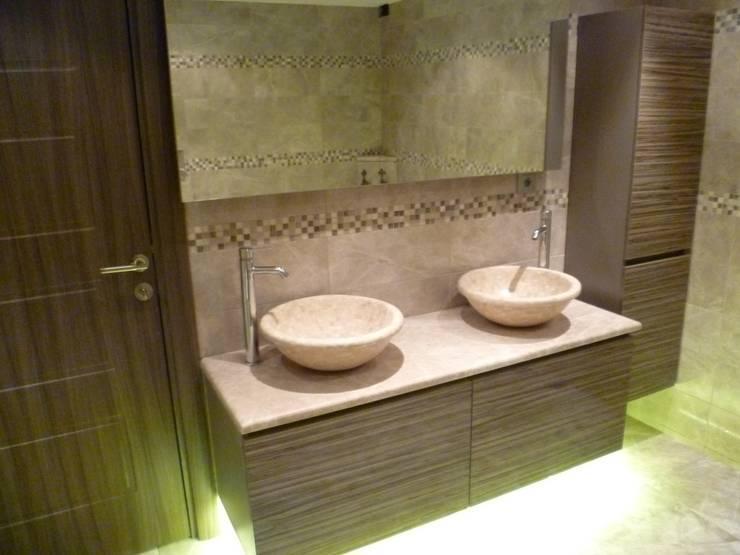 Mosifo – Genel Dekorasyon: modern tarz Banyo