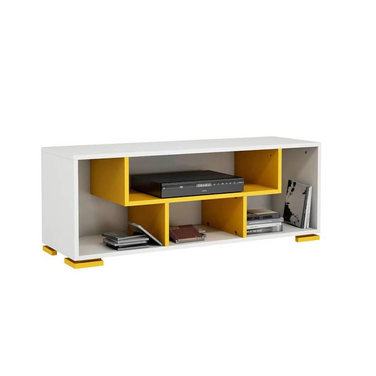 MİA MOBİLİ – Mia Mobili Tv Sehpası: modern tarz Oturma Odası