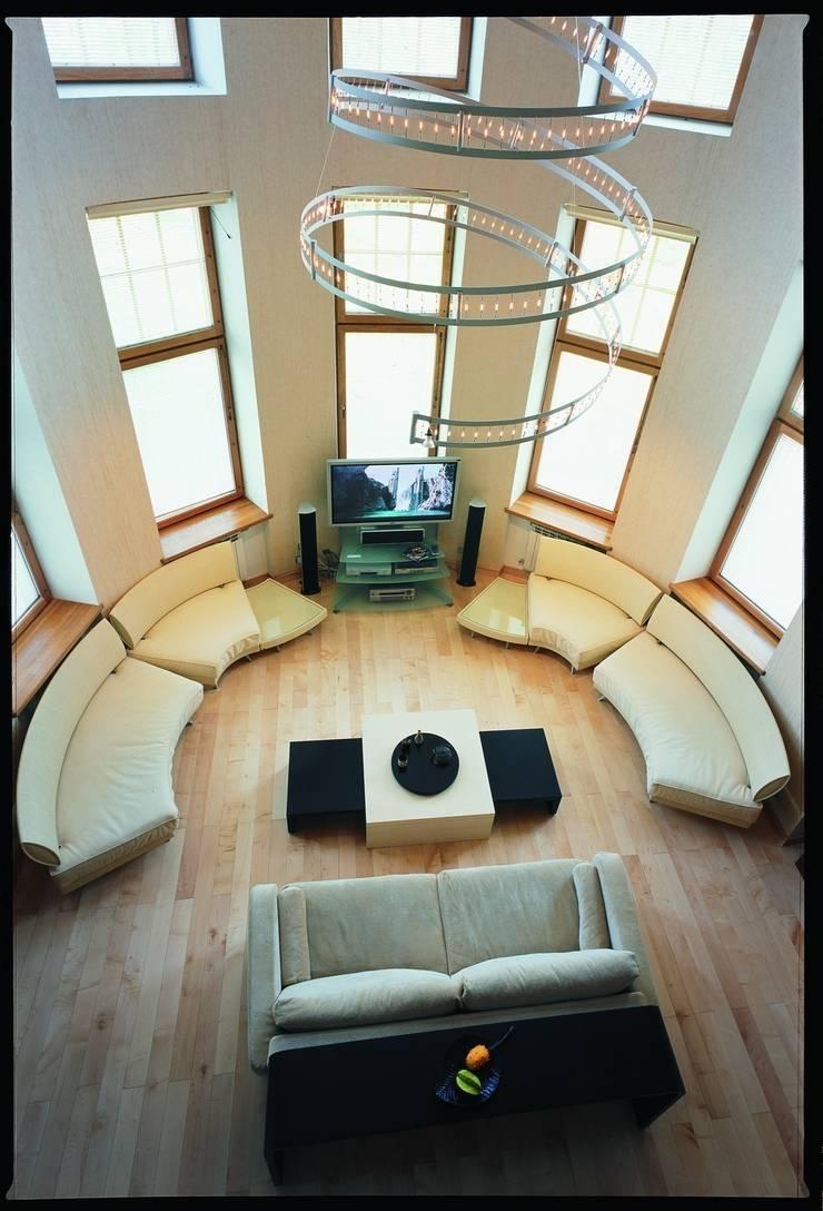 Дом в стиле Zen: Гостиная в . Автор – Studio B&L , Минимализм
