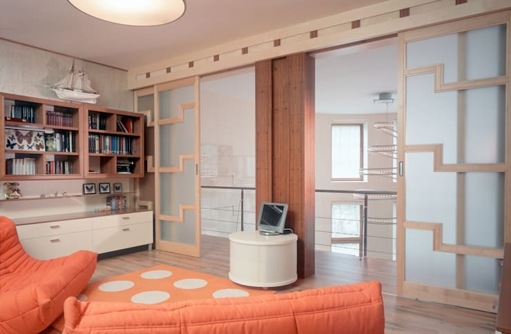 Дом в стиле Zen: Детские комнаты в . Автор – Studio B&L , Минимализм