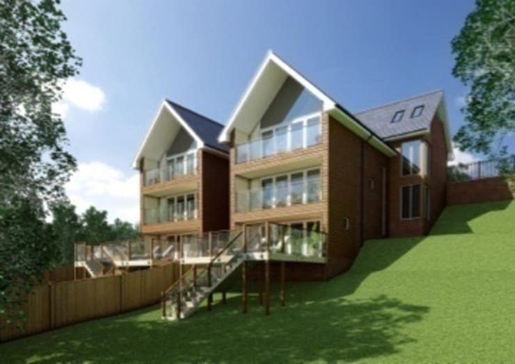 Camilia Cottage  - site development design :   by Hampshire Design Consultancy Ltd.