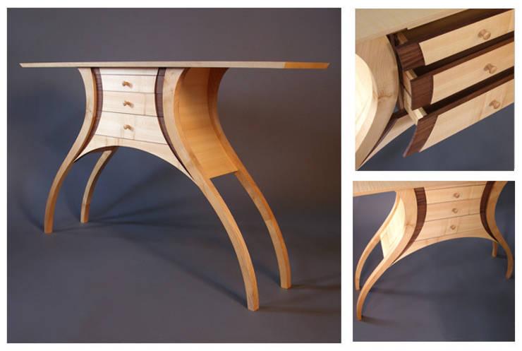 Side Table:  Corridor, hallway & stairs by Cadman Furniture