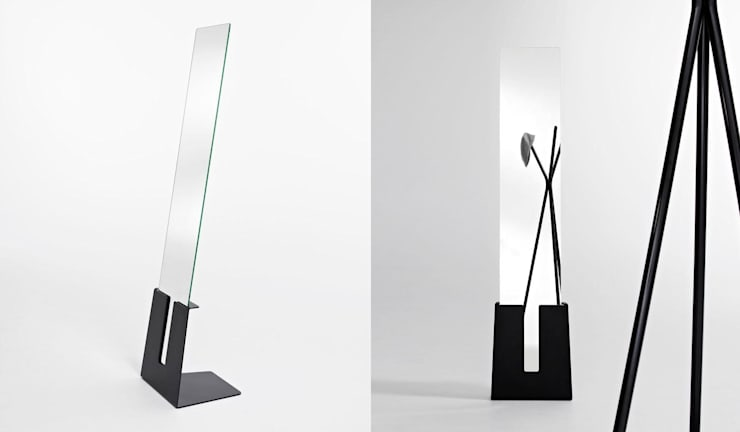 Slide mirror 'floor':  Slaapkamer door Marc Th. van der Voorn