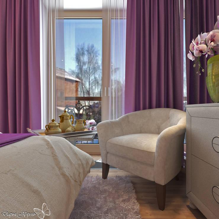 Guest bedroom: Спальни в . Автор – Your royal design