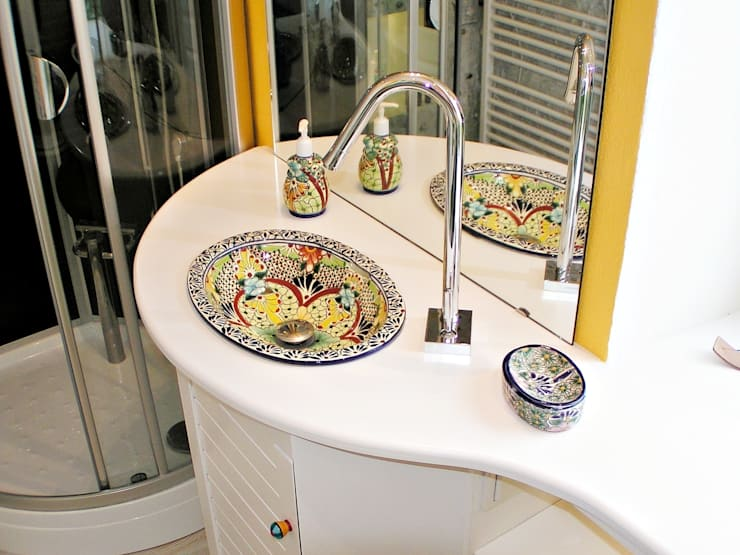 Bathroom by Mexambiente e.K.