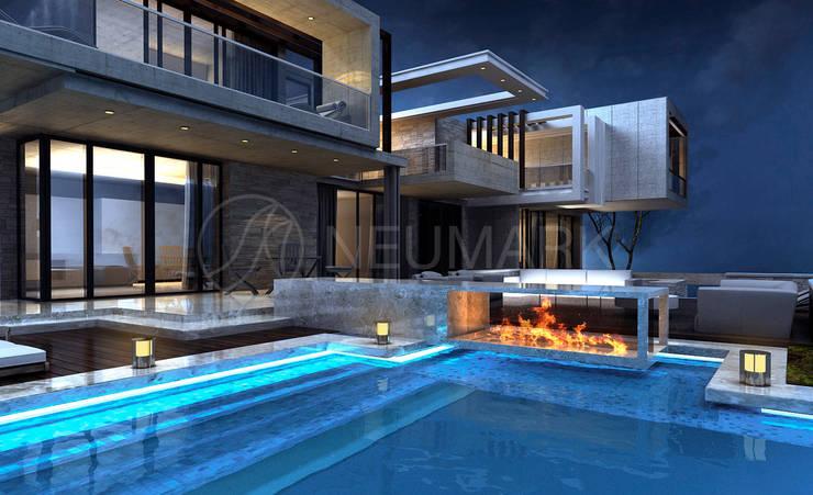 House in Malibu, USA: Дома в . Автор – Anton Neumark