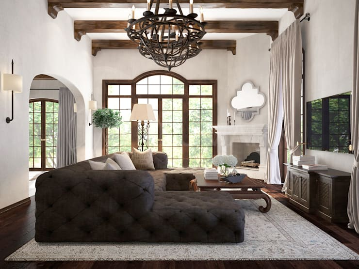 Living room by NEUMARK