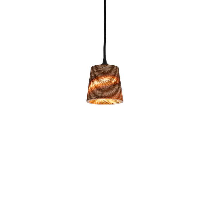 Cone Mini: Прихожая, коридор и лестницы в . Автор – wishnya