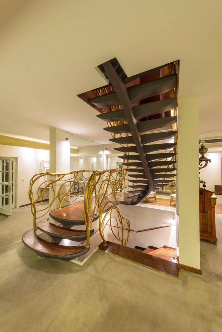 Unlimited Design – Alaçatı Köstem Hotel:  tarz İç Dekorasyon