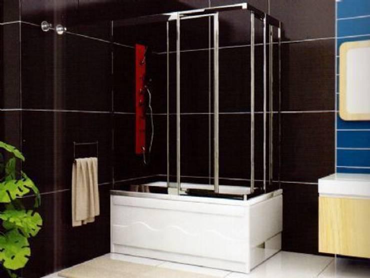 DUŞART DUŞAKABİN  – DUŞART DUŞAKABİN: akdeniz tarzı tarz Banyo