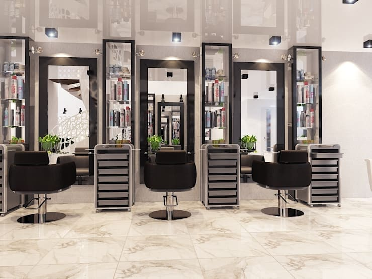 Салон красоты в Алматы: Спа в . Автор – Design Projects