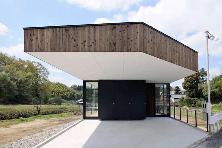 KI house: Kawamura Architectsが手掛けた家です。