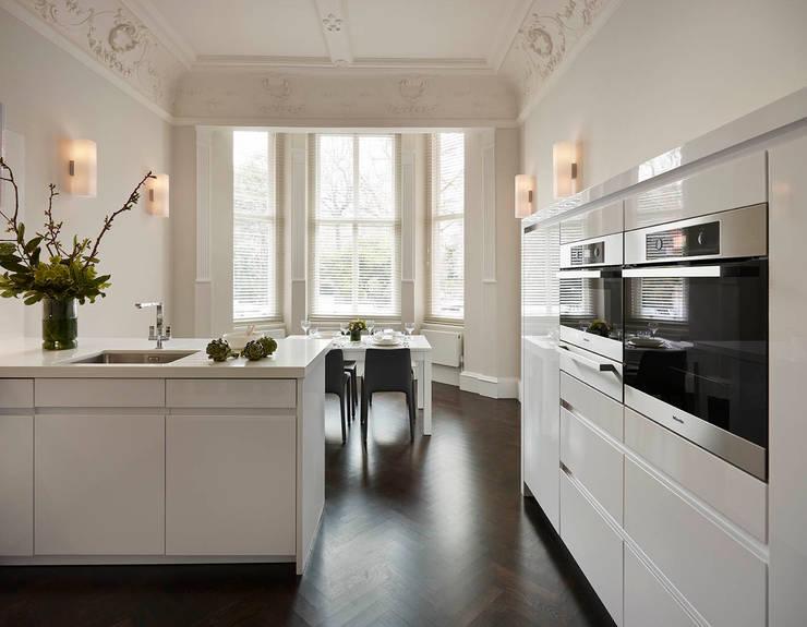 London Charm:  Kitchen by Elan Kitchens