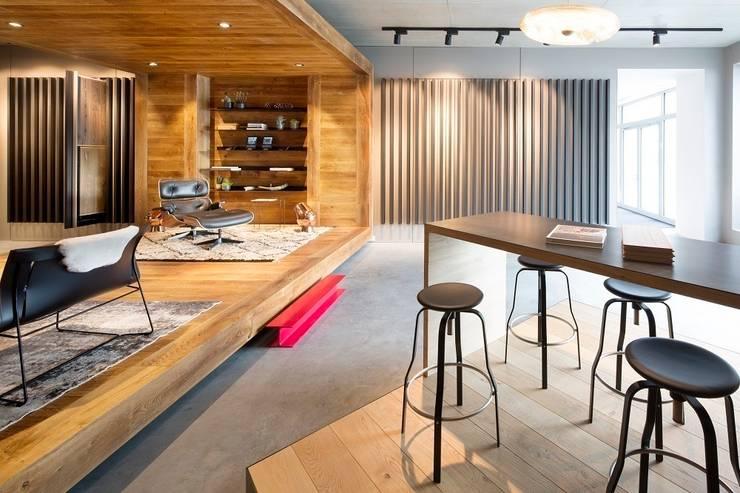 Hakwood Studio:  Commercial Spaces by Hakwood   Great Flooring Stories