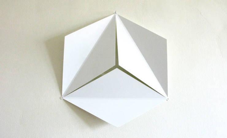 REFLEX: styl , w kategorii Ściany i podłogi zaprojektowany przez DINGFLUX by Asia Piaścik