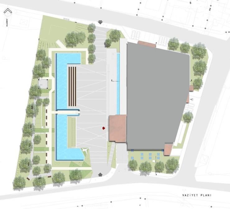 Cemal Mutlu Architects – Leyla Gencer Opera ve Sanat Merkezi:  tarz