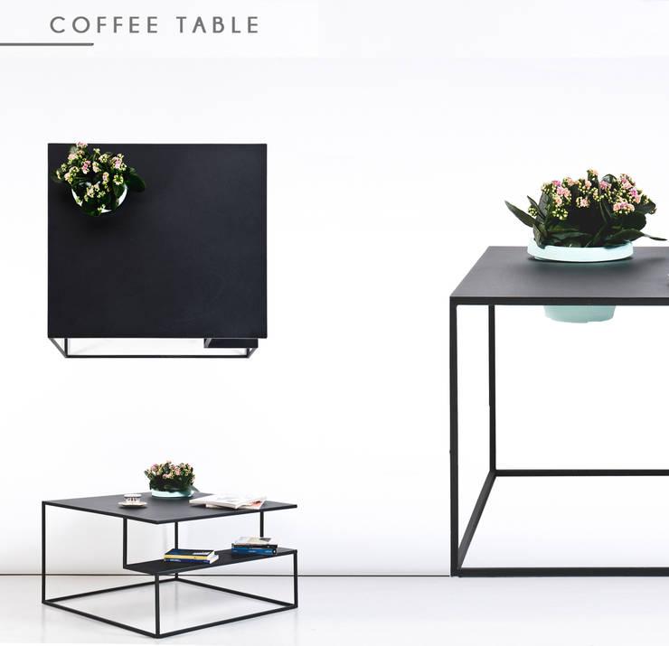 Coffee Table: Giardino in stile in stile Minimalista di STUDIOTAMAT