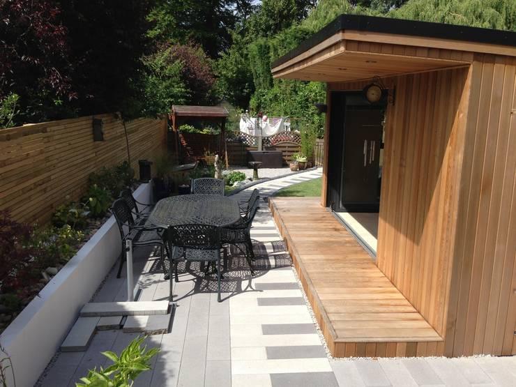 Casette Da Giardino Moderne : Le casette da giardino moderne