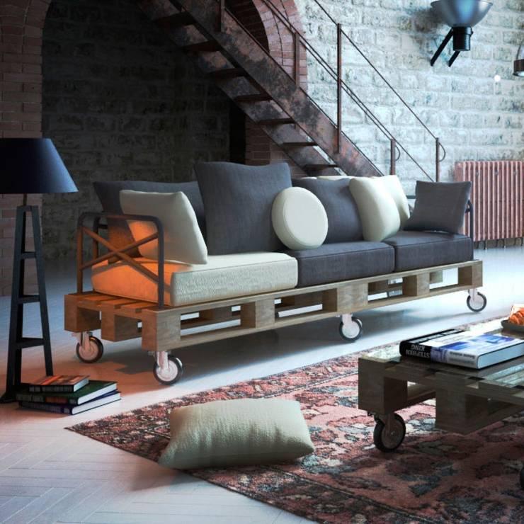 Projekty,  Gospodarstwo domowe zaprojektowane przez Ociohogar