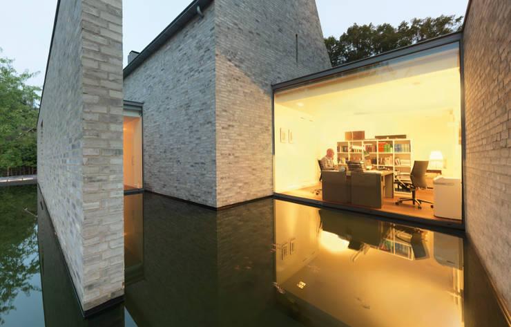 Дома в . Автор – Bedaux de Brouwer Architecten