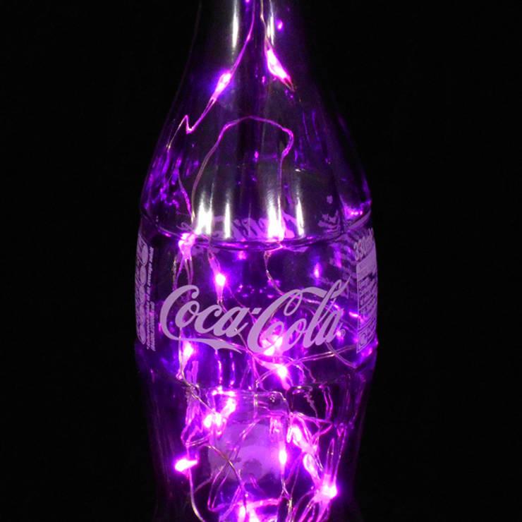 Coke Bottle Light:  Nursery/kid's room by Go Eco Store