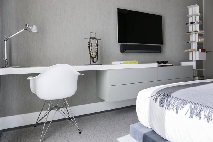 Спальная комната  в . Автор – SILVIA REGUERA INTERIORISMO