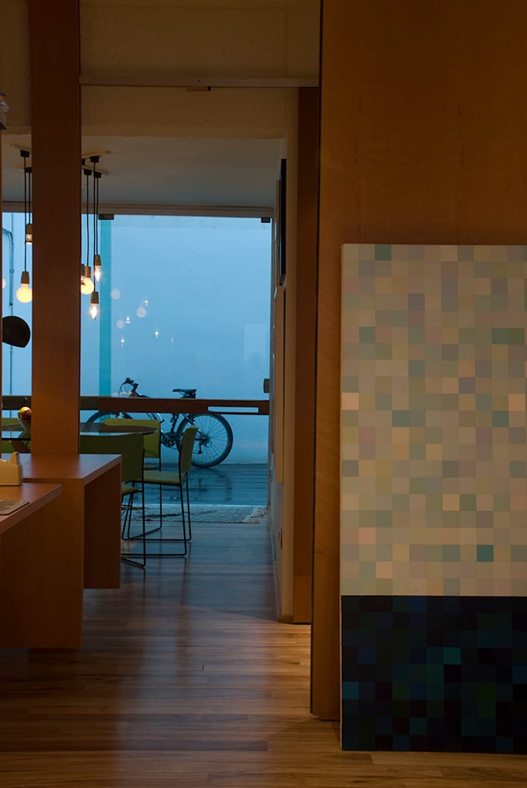 Interior   Apartamento – I: Terraços  por ARQdonini Arquitetos Associados,Moderno