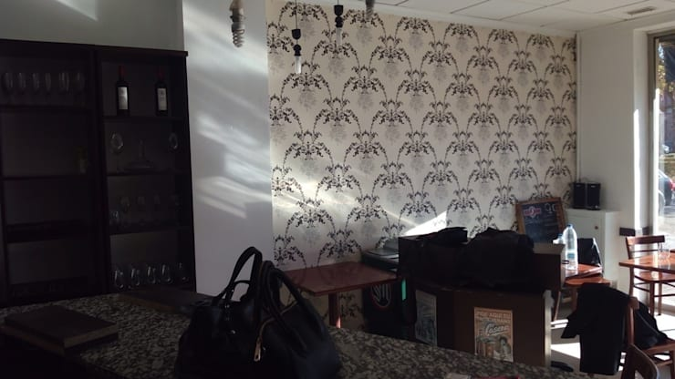Bar Pitti:  de estilo  de custom casa home staging