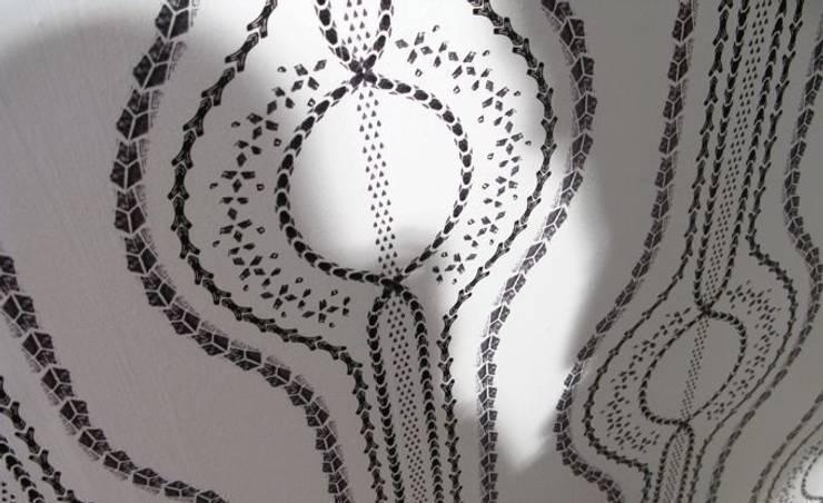 Velornament_detal1: styl , w kategorii Ściany i podłogi zaprojektowany przez DINGFLUX by Asia Piaścik