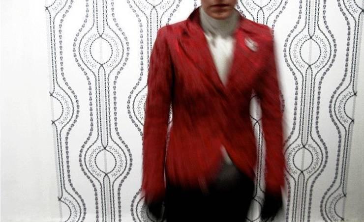 Velornament_detal4: styl , w kategorii  zaprojektowany przez DINGFLUX by Asia Piaścik,Minimalistyczny