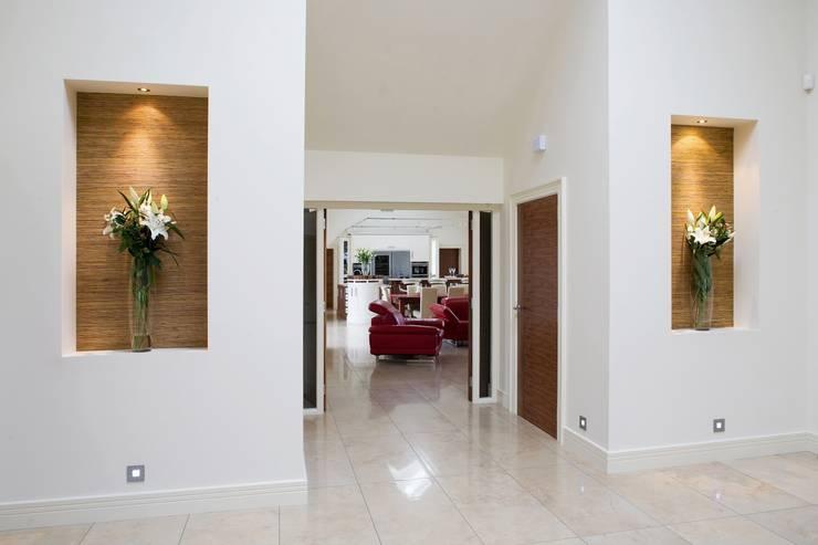 Interior Design Banbridge:  Corridor & hallway by Designer Kitchen by Morgan